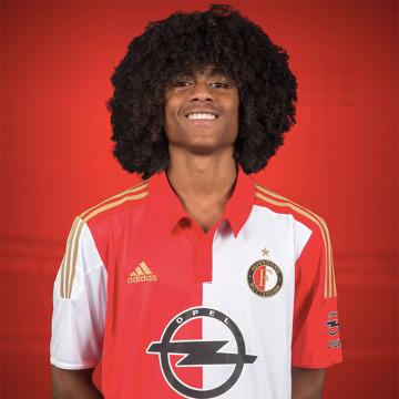 Uwaga, talent | Van Gaal i Mourinho walczą o 15-letniego Tahitha Chonga ze szkółki Feyenoordu
