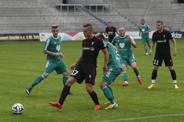 Sparing: Górnik Zabrze - GKS Katowice 3:1 (ZDJĘCIA)