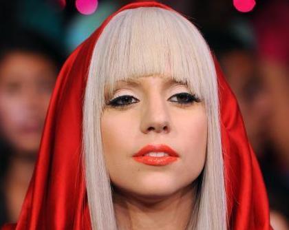 Lady Gaga na wystawie w Muzeum Narodowym
