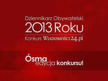 Zakończył się etap głosowania SMS w konkursie DO Roku 2013