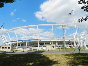 Modernizacja Stadionu Śląskiego - wrzesień 2015 (MEGAGALERIA - cz.2)