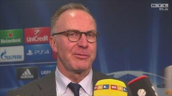 Prezes Bayernu: Zrobię wszystko, by Guardiola został w Monachium dłużej, niż tylko do 2016