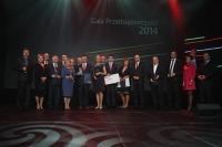 Prezydent Lublina wręczył nagrody gospodarcze