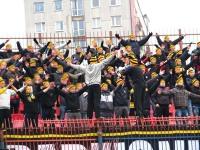 Okiem kibica: Polonia Bytom - Ruch Radzionków 1:2 (zdjęcia, wideo)