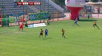 Skrót meczu Miedź Legnica - GKS Katowice 4:2 (WIDEO)