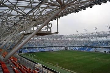 Super Stadion 2015. Nowy obiekt Podbeskidzia rośnie jak na drożdżach (GALERIA)