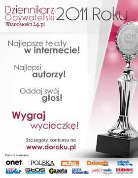 Wyślij SMSa z uzasadnieniem i wygraj wycieczkę za 3 tys. zł!