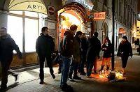 Morderstwo na ul. Piotrkowskiej. Na ulicy płoną znicze...