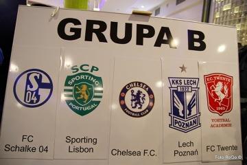 Poznaliśmy grupy Lech Cup 2014. Piłkarze Kolejorza spotkali się z kibicami (ZDJĘCIA)