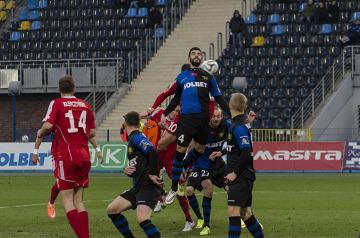 Zawisza Bydgoszcz - Piast Gliwice 2:0 (GALERIA)