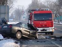 Tragiczny wypadek na obwodnicy Ozorkowa