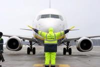 Lotnisko Lublin przyjęło pierwszych pasażerów (oglądaj ZDJĘCIA i WIDEO)