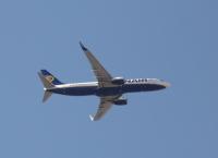 Samolot Ryanaira w drodze na Lotnisko Lublin (WIDEO)