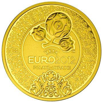 Monety okolicznościowe na Euro 2012. Która najładniejsza? [GALERIA]