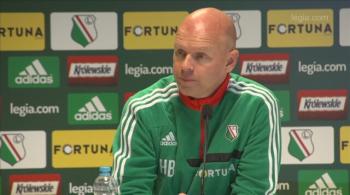 Berg o objęciu Feyenoordu: Nie sądzę, aby coś było na rzeczy (WIDEO)