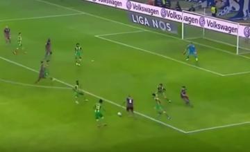 Piękny gol Brahimiego w lidze portugalskiej [WIDEO]