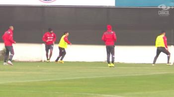 """Chile przed finałem Copa America. """"Nie możemy skupiać się tylko na Messim"""" (WIDEO)"""