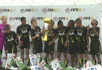Tottenham zwyciężył w Legia Cup 2014. Gospodarze na dziewiątym miejscu (WIDEO, WYNIKI)