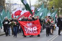 Marsz narodowców w Poznaniu