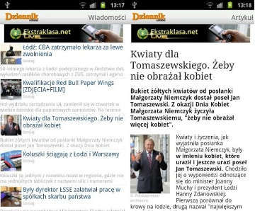 Dziennik Łódzki na Androida