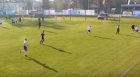 Skrót meczu MKS Kluczbork - Zawisza Bydgoszcz 0:1 [WIDEO]