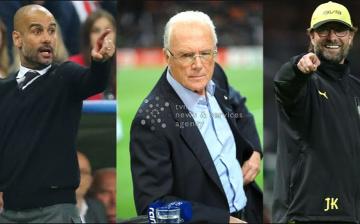 Klopp zastąpi Guardiolę w Bayernie? Beckenbauer: Świetnie pasowałby do Bayernu