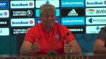 Trener Szachtara: Chcemy udowodnić, że zasługujemy na grę w Lidze Mistrzów (WIDEO)
