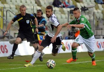 Legia tylko remisuje z Lechią i niemal na pewno nie obroni tytułu!
