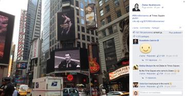 Ronaldinho skomentował wpis Zlatana na Facebooku