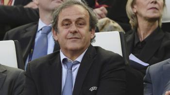 """Platini potwierdził start w wyborach na szefa FIFA. """"Na szalę rzuciłem przyszłość swoją, i futbolu"""""""