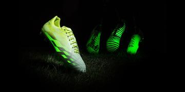 Buty na piłkarskie polowanie - oto seria świecących korków Hunt! (MEGAGALERIA, WIDEO)