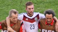 Kramer zwariował podczas finału mundialu: Chciał wymienić się koszul