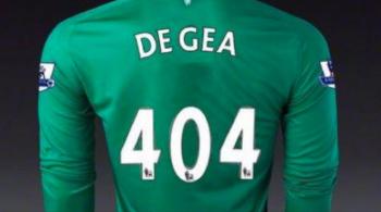 """""""De Gea 404"""", internauci drwią z niedoszłego transferu Hiszpana do Realu (WIDEO MEMY)"""