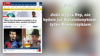 """""""Randka w ciemno"""", """"Przedwczesny finał"""". Komentarze niemieckich mediów po losowaniu półfinałów LM (WIDEO)"""