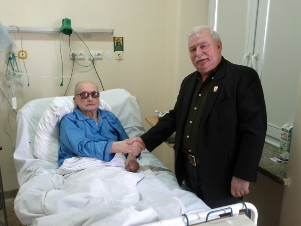 Kto odwiedził gen. Jaruzelskiego w szpitalu?