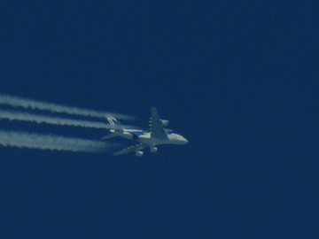 Samoloty nad Kraśnikiem
