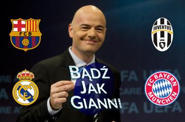 Bądź jak Gianni Infantino - zakręć kulkami i sam wylosuj pary półfinałowe Ligi Mistrzów! (SYMULACJA)