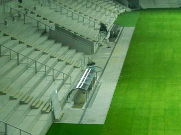 Stadion Miejski w Tychach (prawie) gotowy! (ZDJĘCIA)