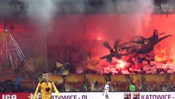 Stadion GKS-u Katowice zamknięty na dwa mecze