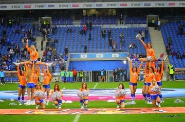 Cheerleaderki z Kolejorz Girls na meczu Lech - Śląsk (GALERIA)