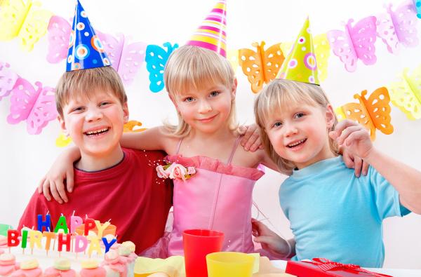 Przyjęcie urodzinowe malucha