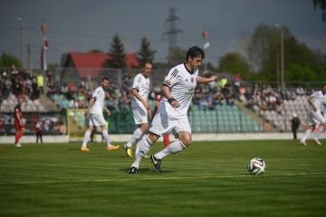 Skrót meczu Pogoń Siedlce - Miedź Legnica 1:0 (WIDEO)