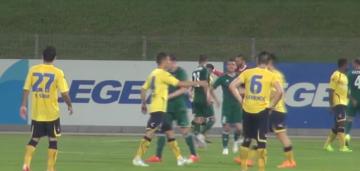 Skrót meczu NK Celje - Śląsk Wrocław 0:1 (WIDEO)