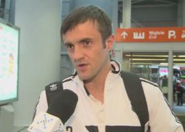 Miroslav Radović o Taye Taiwo: Po dwóch treningach ciężko o nim cokolwiek powiedzieć