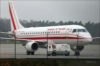 Rządowy samolot na lubelskim lotnisku