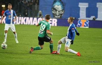 Lech Poznań - Legia Warszawa 2:1 (MEGAGALERIA)
