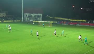 Skrót meczu Bytovia Bytów - GKS Katowice 0:3 [WIDEO]