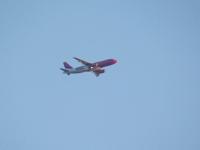 Airbus Wizz Air w drodze z Lotniska Lublin do Oslo