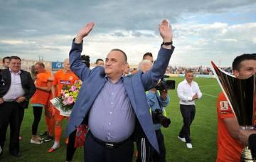 Właściciel Termaliki: Kilka pierwszych meczów w Ekstraklasie zagramy poza Niecieczą [ROZMOWA]