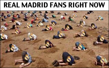 Real - Barcelona 0:4. Goodbye Rafa, czy ktoś widział Ronaldo? Memy po Gran Derbi [GALERIA]